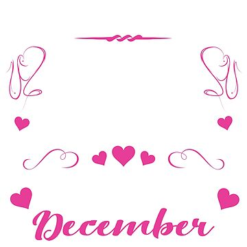 December Birthdays For Women by thepixelgarden