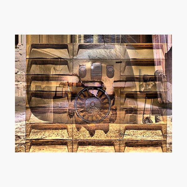 Hotel Sidi Driss - Matmata Photographic Print