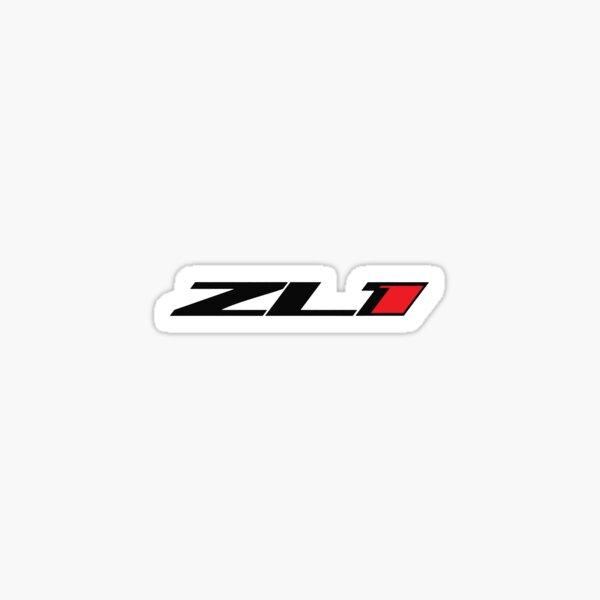 ZL1 Camaro Chev Sticker