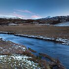 river braan at amulree by codaimages