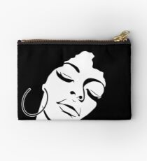 Black Is Beautiful, Original Design For Women, Men, And Kids Studio Pouch