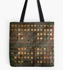 Steampunk - Phones - The old switch board Tote Bag
