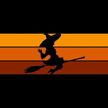 Witch - Orange by MilitaryCandA