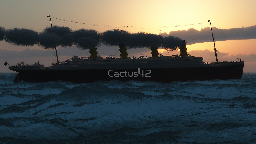 Coucher de soleil 1 by Cactus42