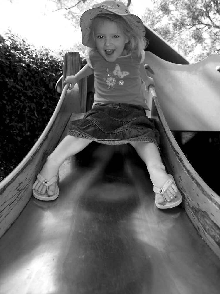 Slippery Slide Time by Greenbrigade