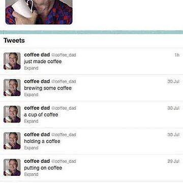 Coffee Dad by Marshmalloww