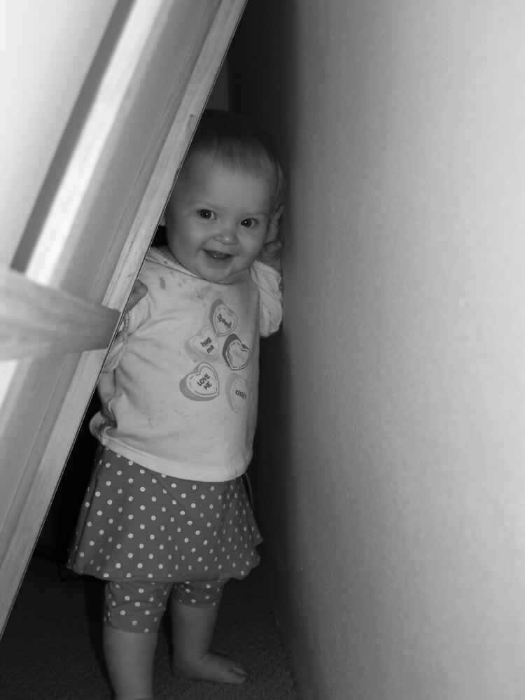 Peek-a-Boo! by Greenbrigade