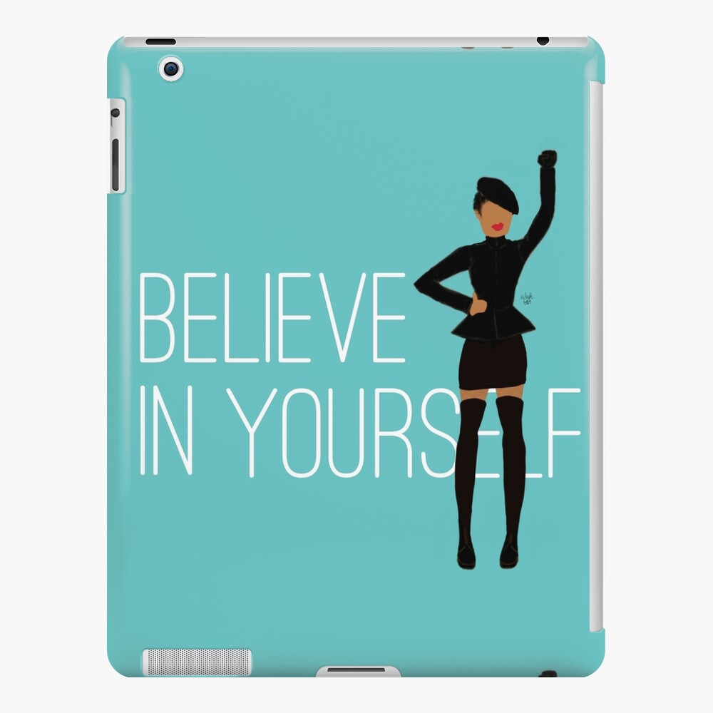Believe iPad Case & Skin