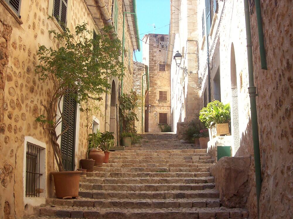 Fornalutz, Mallorca by cassandragrj