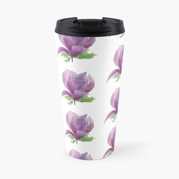Magnolia flower Travel Mug