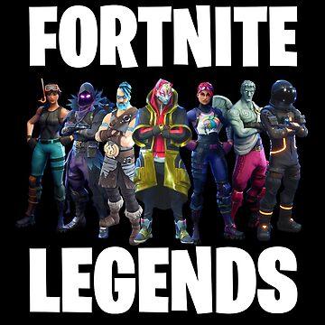 FORTNITE Legends by M1ssBehave