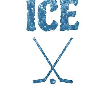 ICE Hockey by miniverdesigns