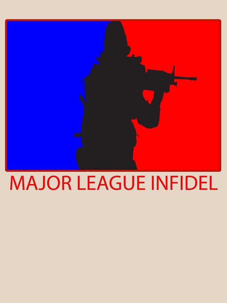 Major League Infidel by NemesisGear