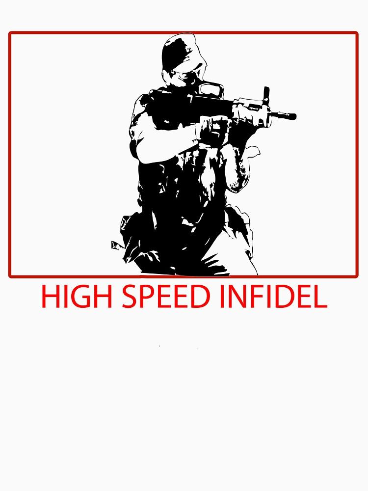 High Speed Infidel by NemesisGear