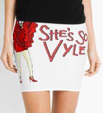 Showgirls Look Mini Skirt