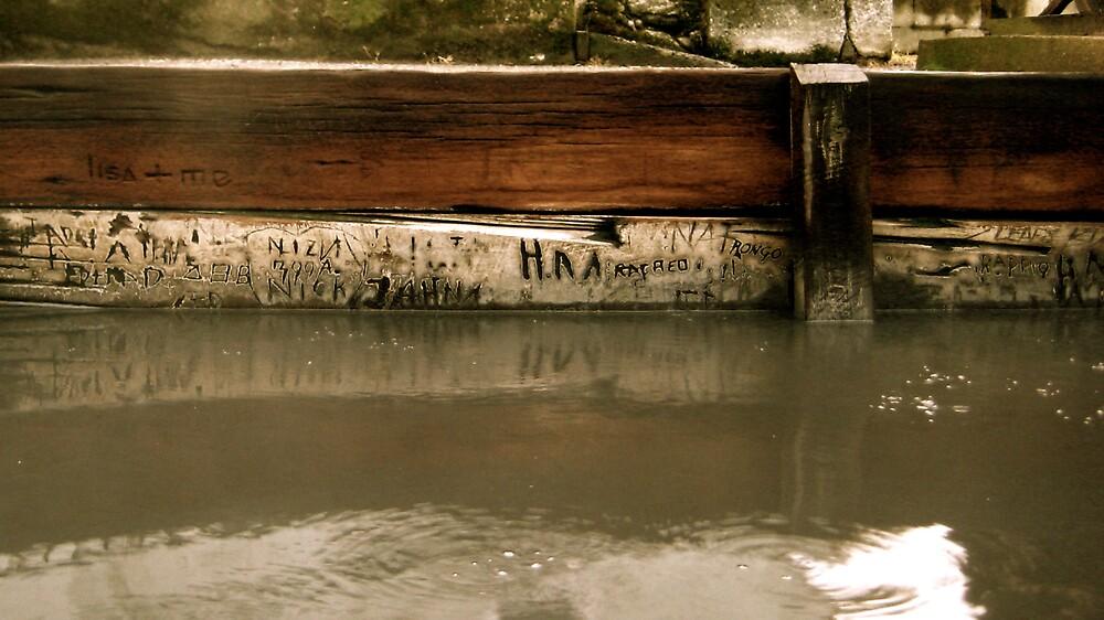 Historic Hot Pools by alexschwab