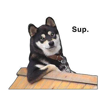 Chill Doggo by hrubiks