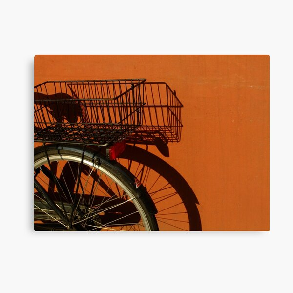 Orange Range II Canvas Print