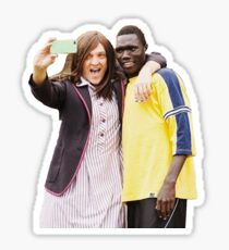 Ja'mie King Sticker