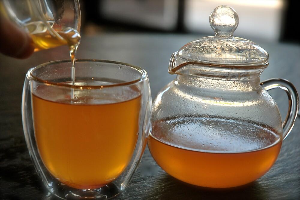 Honey Love For Tea by Ainsley Kellar Creations