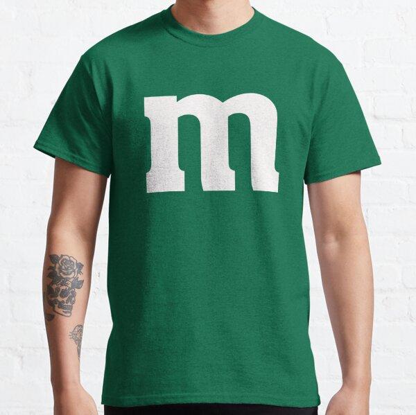 Disfraz de Halloween M Candy Camiseta clásica