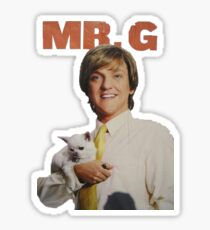 Mr.G Sticker