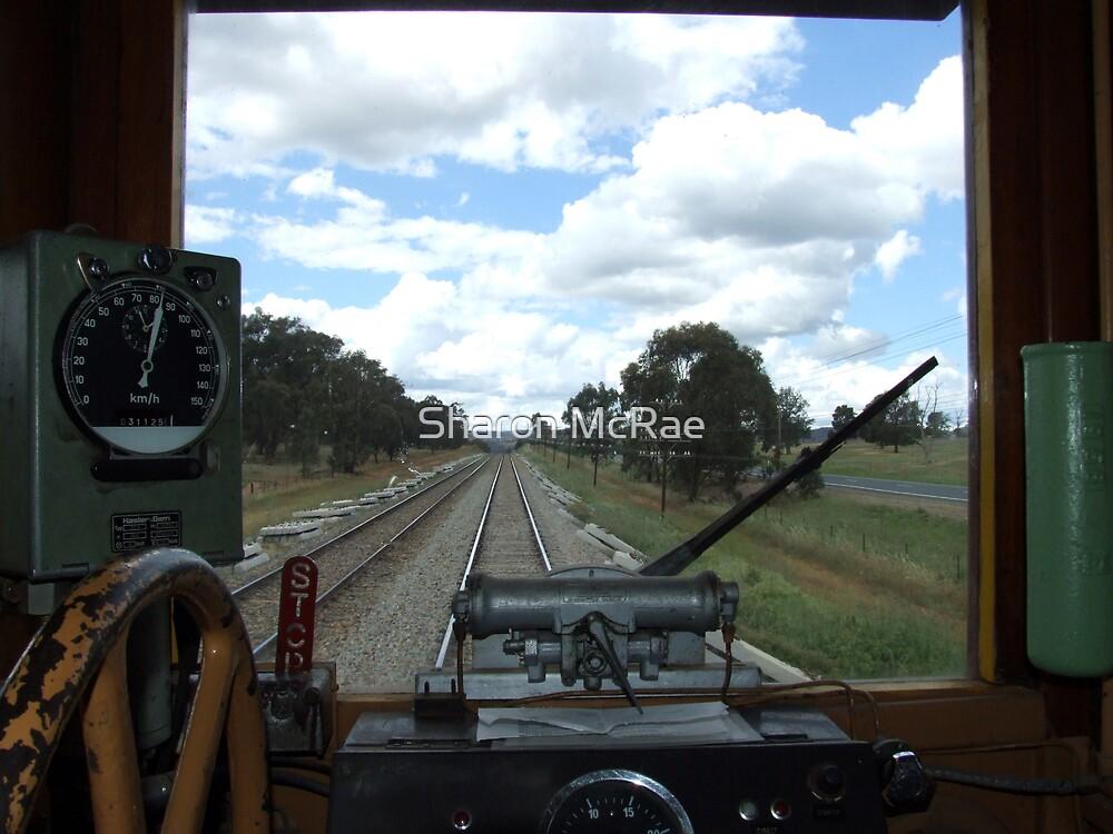 Tin Hare - Railmotor 02 by SharonD