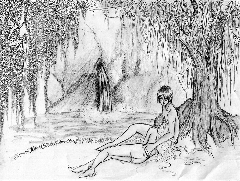 Adam & Eve by m1m13