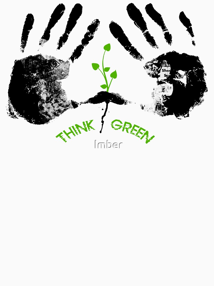 Think Green by Imber
