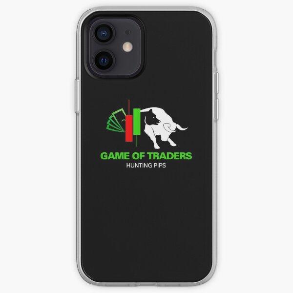 Hunter Traders Funda blanda para iPhone