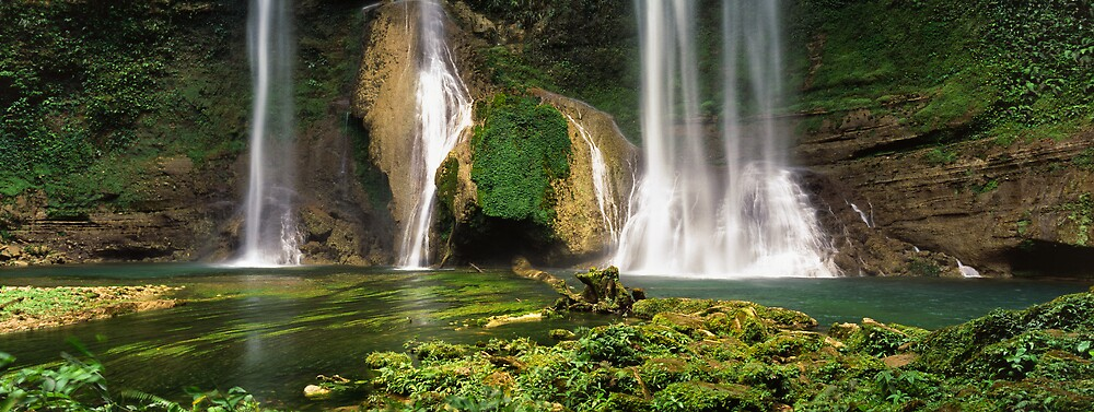 Tenaru Falls by Trevor Wallace