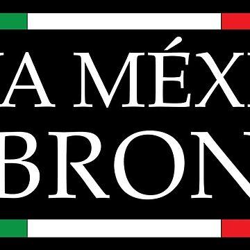 Viva Mexico Cabrones by estudio3e