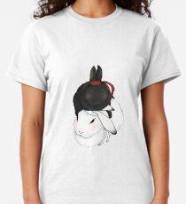 wang xian bunnies Classic T-Shirt