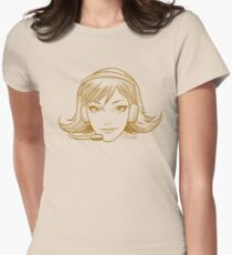 Callgirl Womens Fitted T-Shirt