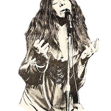 Janis Joplin by Mark1955