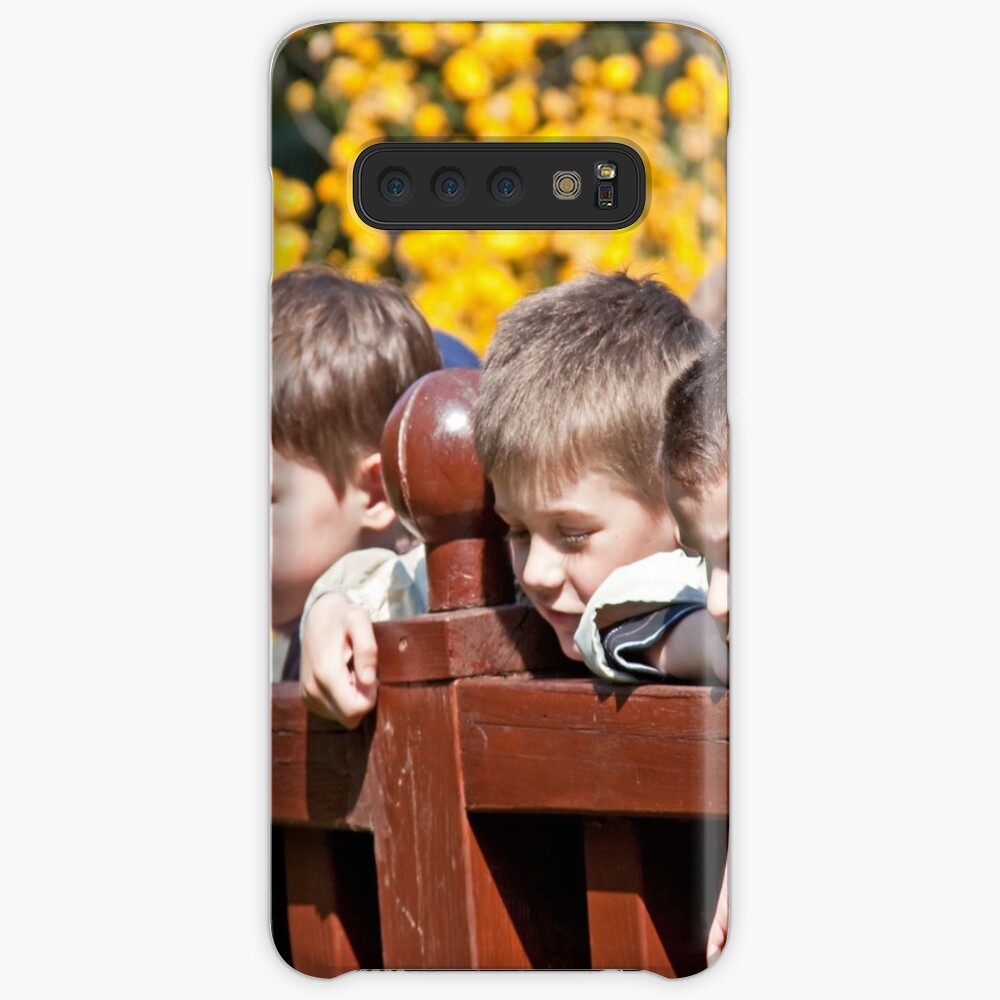 The Children of Croatia Hülle & Klebefolie für Samsung Galaxy