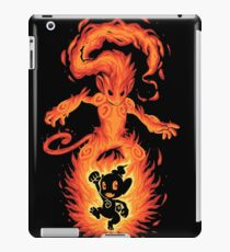 The Fire Ape Within iPad Case/Skin