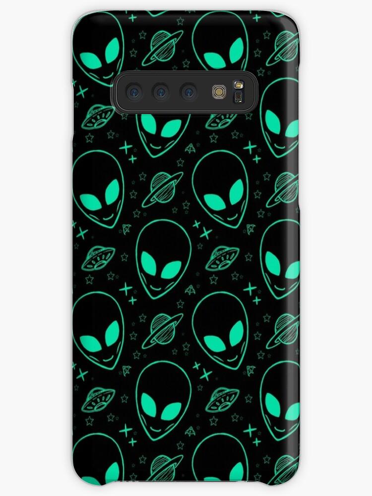 «Patrón alienígena» de Diane LeonardArt