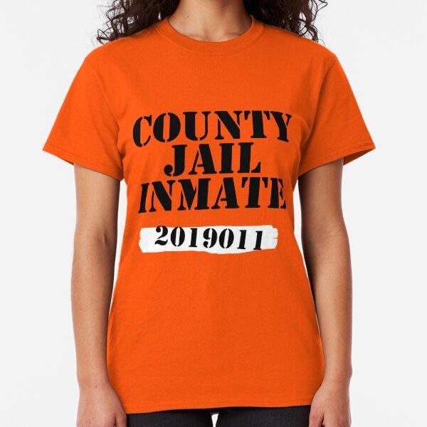 PROPERTY OF SAN QUENTIN MENS T-SHIRT PRISON JAIL FANCY DRESS CRIMINAL FUNNY