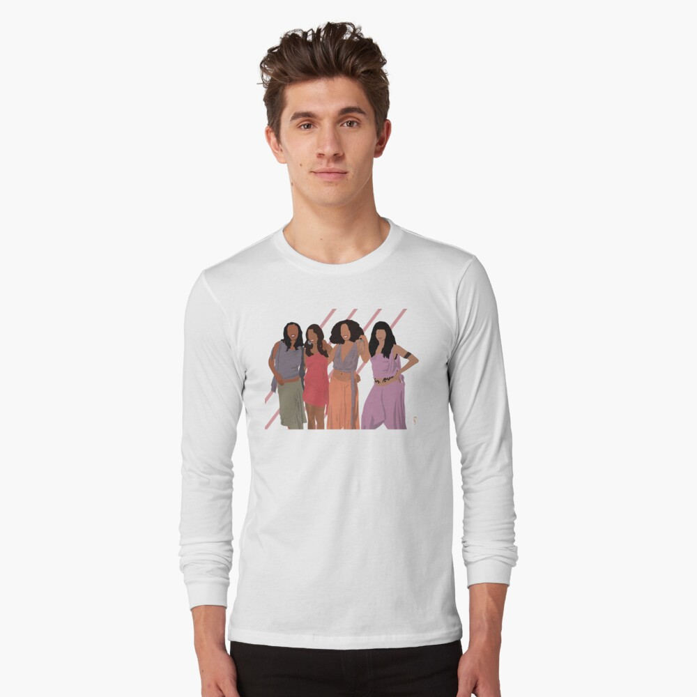 Girlfriends - Mine Long Sleeve T-Shirt