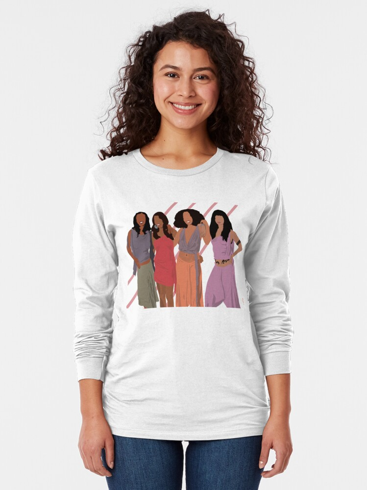 Alternate view of Girlfriends - Mine Long Sleeve T-Shirt