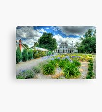 Something In Common - Clunes, Victoria - The HDR Experience Canvas Print