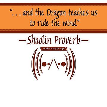 "Zekko Arashi Ryu ~ Shaolin ~ ""The Dragon teaches us..."" by zekkoarashiryu"