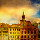 The Old Town Mills, Prague by David's Photoshop