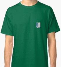 Attack on titan Classic T-Shirt