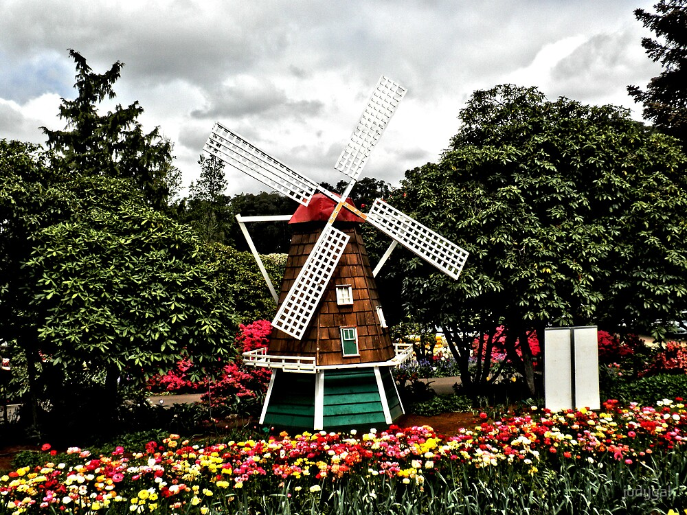 Windmill...HDR by judygal