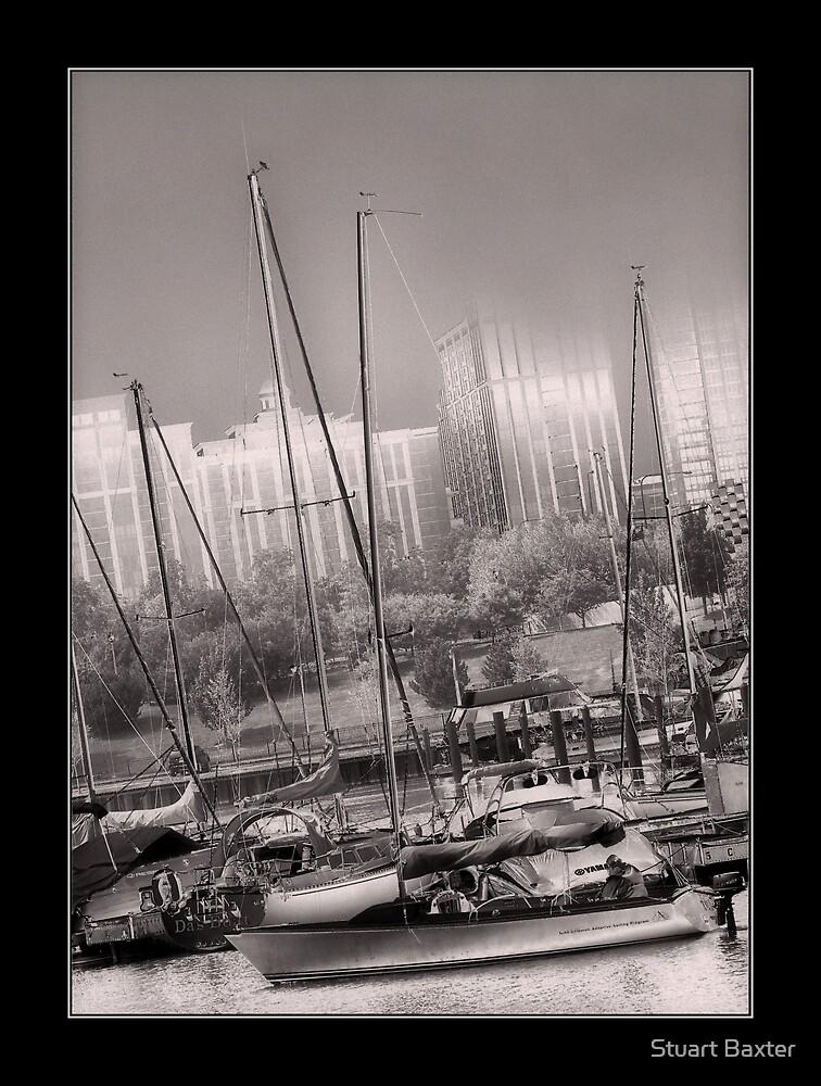 morning sailor by Stuart Baxter