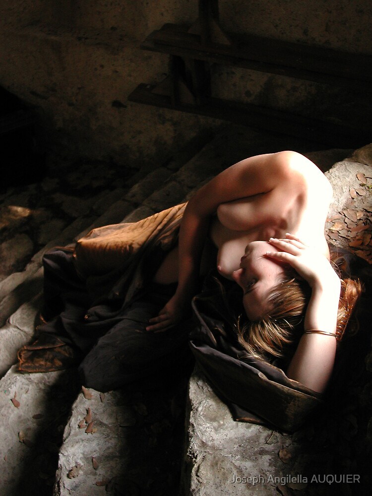 Belle endormie by joseph Angilella AUQUIER