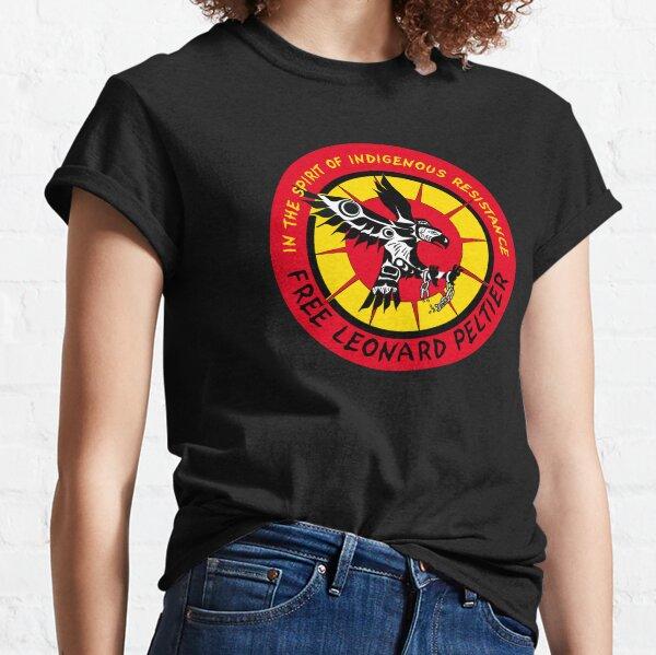 Free Leonard Peltier Classic T-Shirt