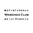 Webdings Club Symbols for Computer Geeks Monotone by TinyStarAmerica